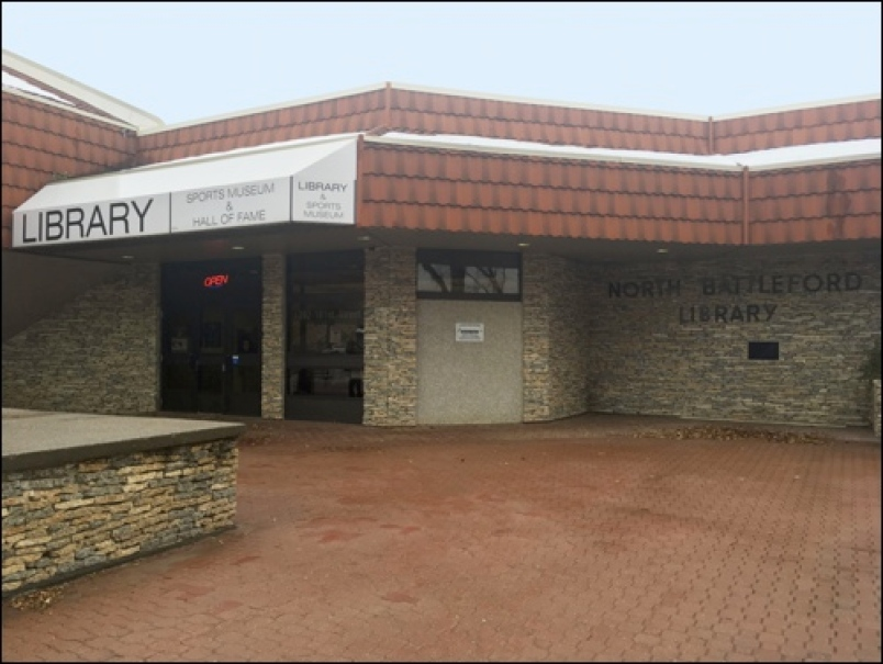 North Battleford Public Library